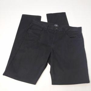 Men's Vince Black Dylan Slacks Size 33 Pants